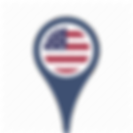 The_United_States_Flag_Map_County_Pin_Na