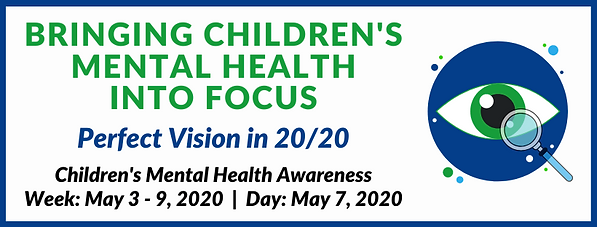 Copy of Copy of Children's mental health