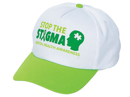 NEW ITEM: Mental Health Awareness Baseball Cap