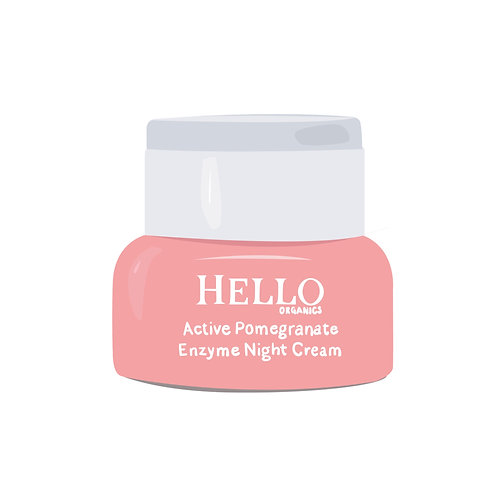 Active Pomegranate Enzyme Night Cream