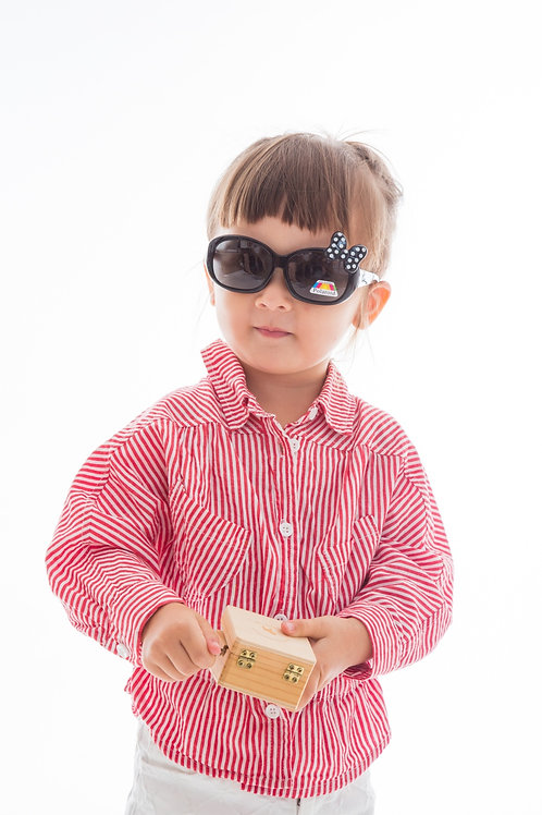 Butterfly Bendable Kids Sunglasses Polarised&UV protection