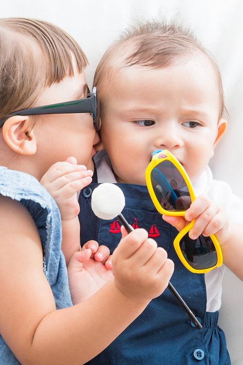 Trendy Bendable Kids Sunglasses Polarised&UV protection