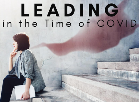 Leading in the Time of COVID