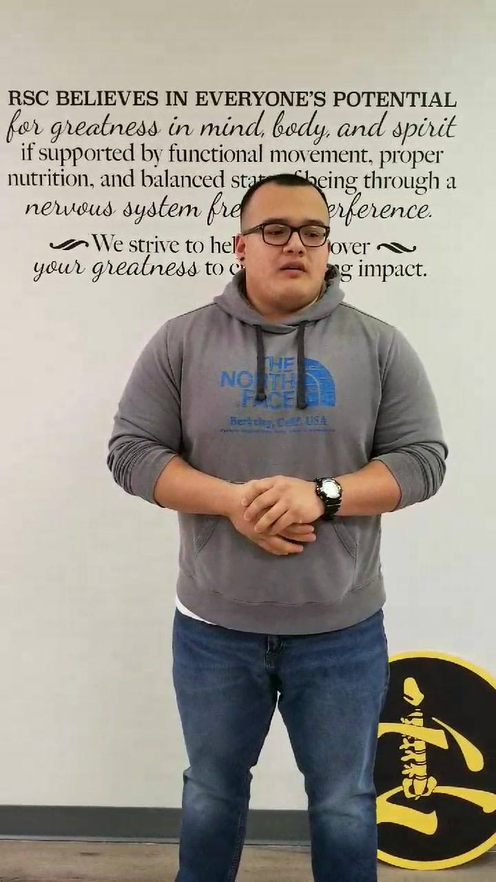 MEET Juan ThickLovin Herrera! He is an awesome dude who is really trying to get his body to perform at its best when he is training for power lifting. He soon realized poor sleep and energy was effecting his whole life and he is no longer waiting and
