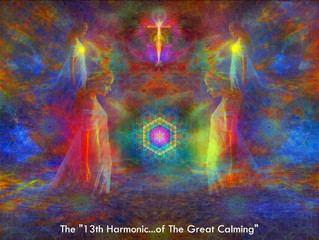 "#36) GrandMother Speaks…""The 13th Harmonic of The Great Calming"""