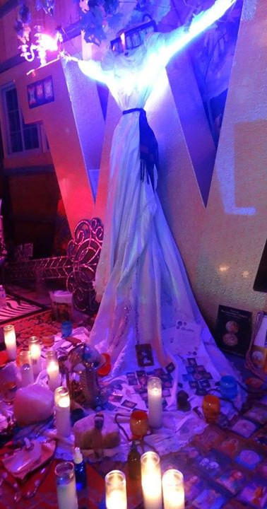 Focusing our light ceremonial elements Summer Solstice Ceremony Catskills N.Y 2015
