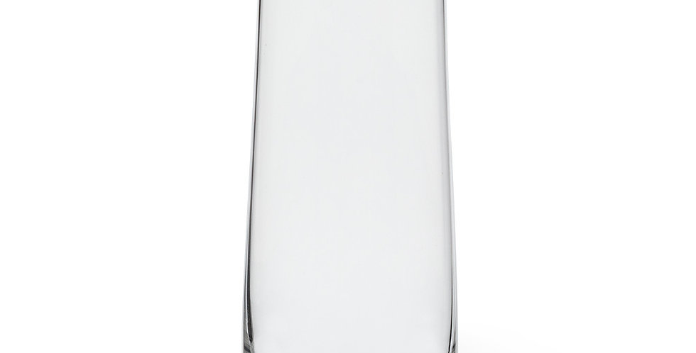 SILVER BAND STEMLESS FLUTE