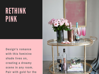 Posh Style Files ~ Rethink Pink