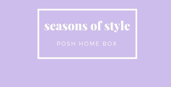 SEASONS OF STYLE ~ ALL SEASONS