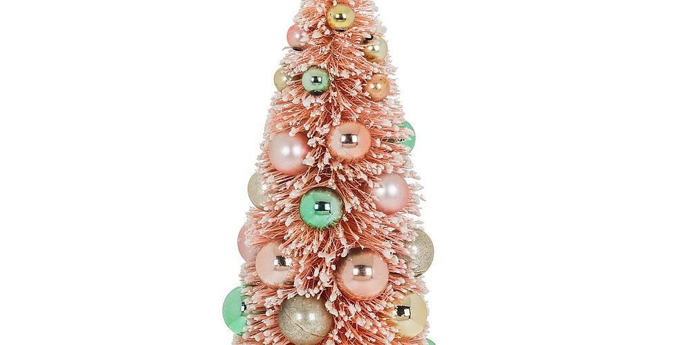 PINK BRUSH CONE TREE ~ LARGE