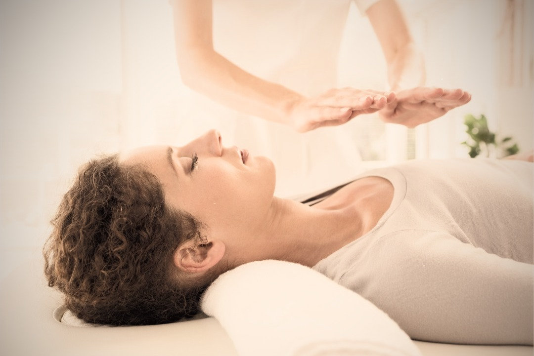 In-Person Crystal Reiki Treatment
