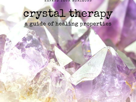 The A-Z of Crystals and their Healing Properties