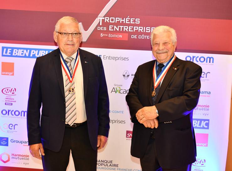 Trophées des Entreprises