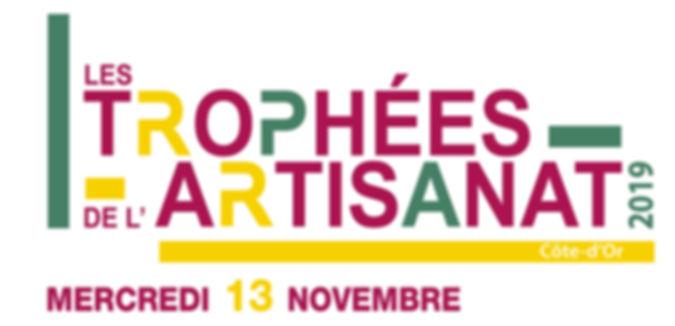 logo 2019 TROPHEES ARTISANAT COTE D'OR t
