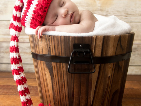 ¿Cuándo hacer la sesión newborn?