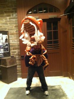 T-Rex Costume2