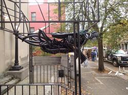 Dementor Balloon Sculpture2