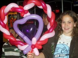 braided heart