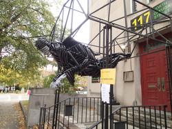 Dementor Balloon Sculpture3
