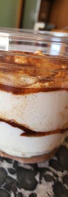 Snickerdoodle Cheesecake Parfait