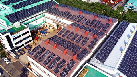 서광금속 / 호성식품 태양광발전소