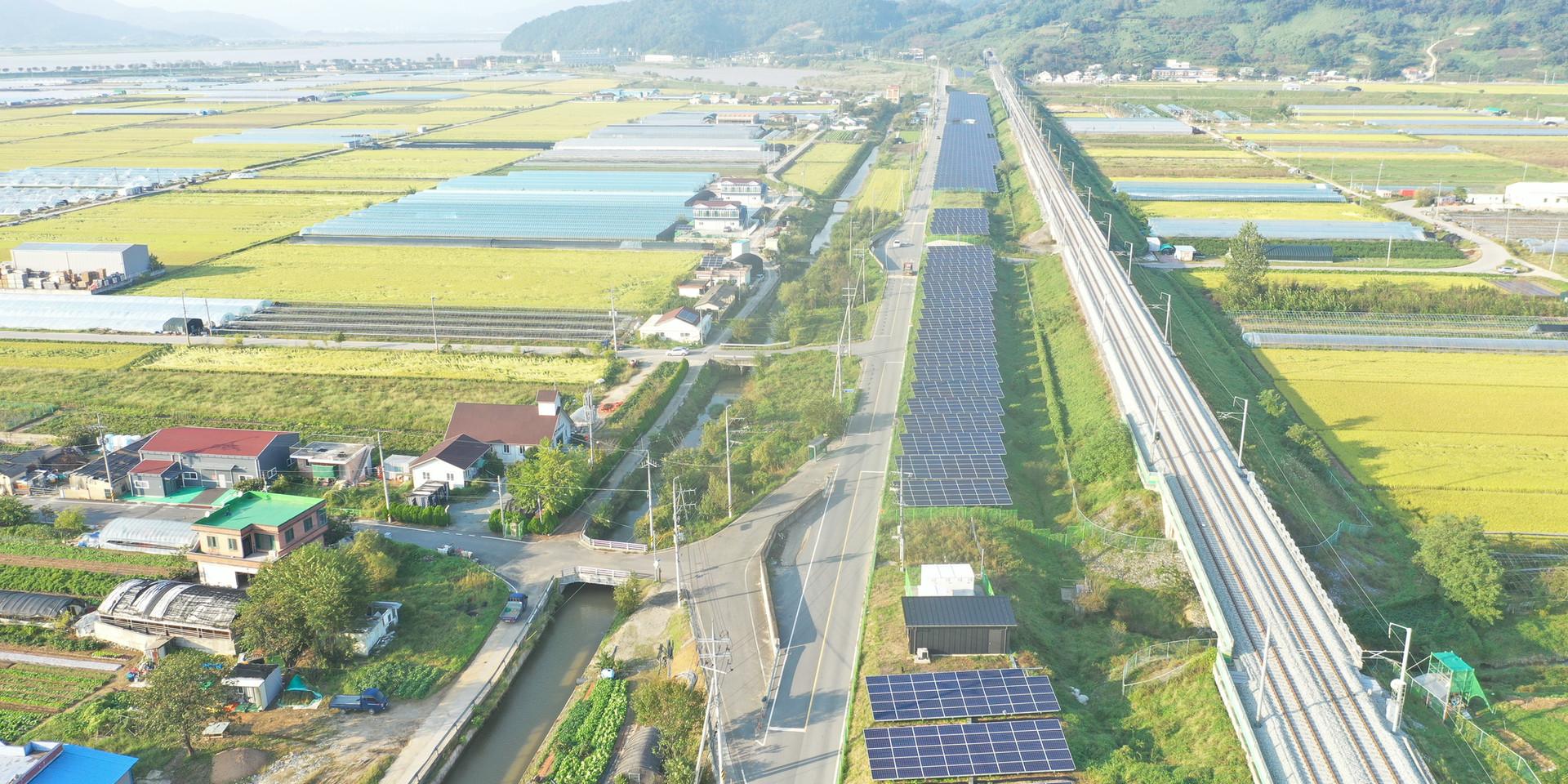 다이아몬드에너지 태양광발전소
