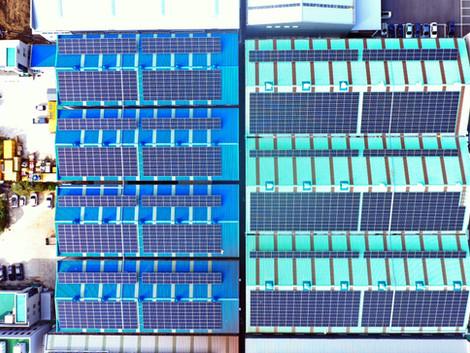 일창공업사 / 두영산기(본점) 태양광발전소