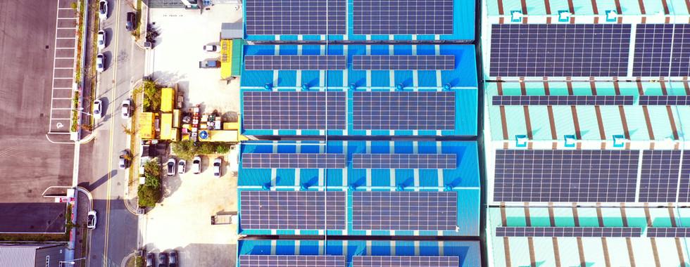 일창공업사 태양광발전소 356.4 [KW]