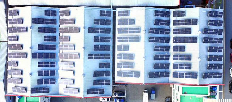 오성앤텍 태양광발전소 339.1 KW