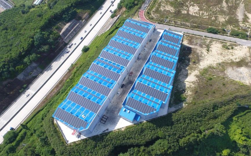 한국TMI 태양광발전소