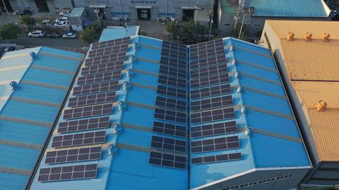 퓨리콤프인터내셔널 태양광발전소