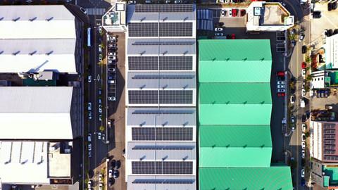 그랜드160 태양광발전소