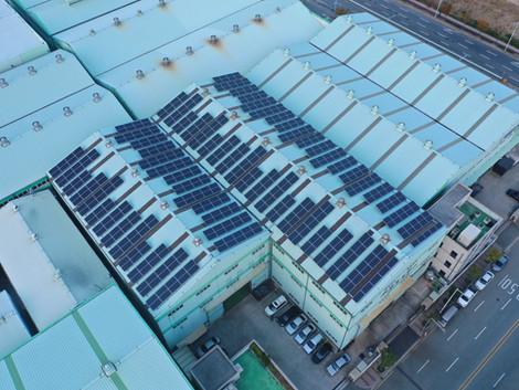 두영산기(미음지점) 태양광발전소
