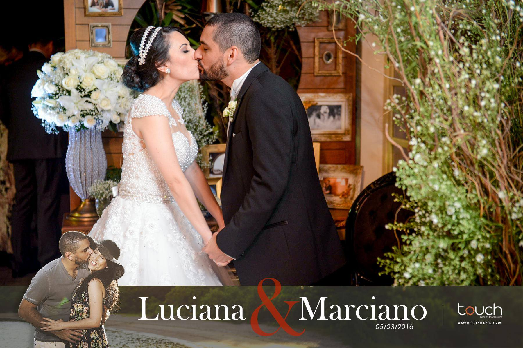 Casamento Luciana e Marciano