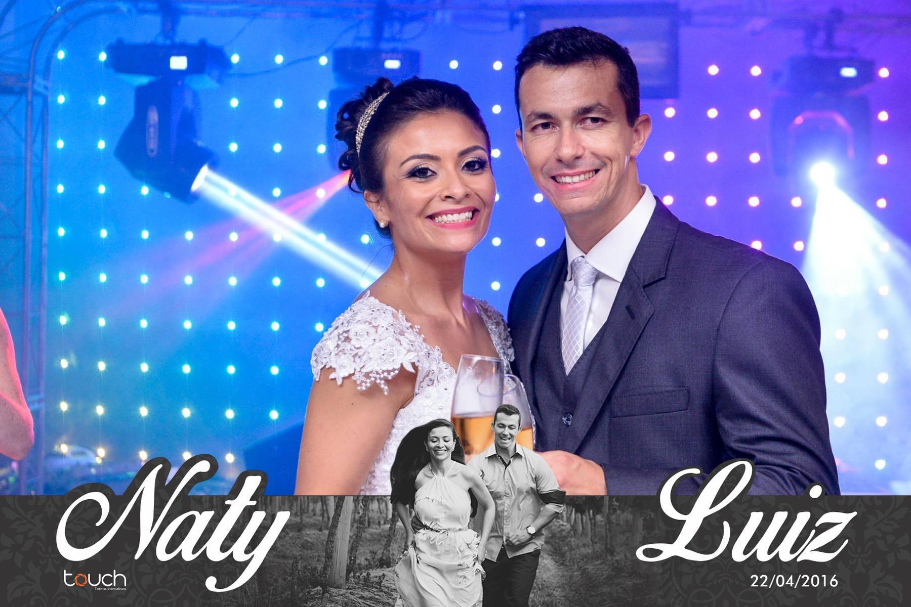 Casamento Naty e Luiz