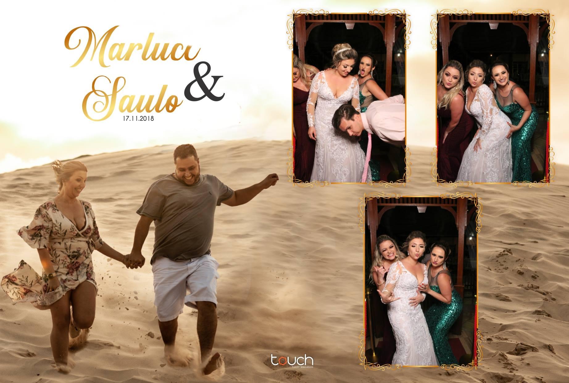 Casamento Marluci e Saulo
