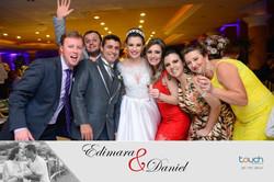 Casamento Edimara e Daniel
