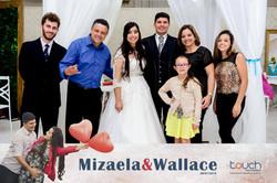 Casamento Mizaela e Wallace