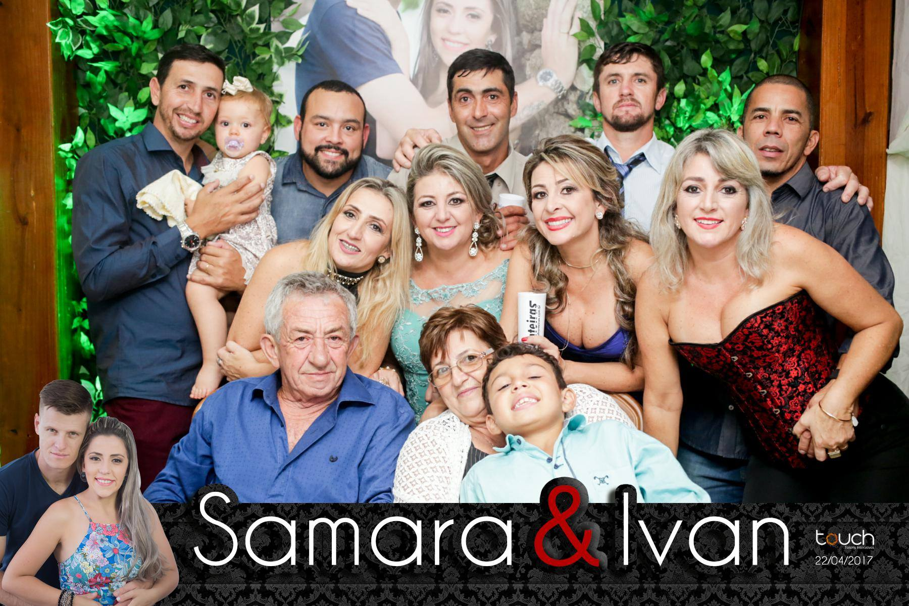 Casamento Samara e Ivan