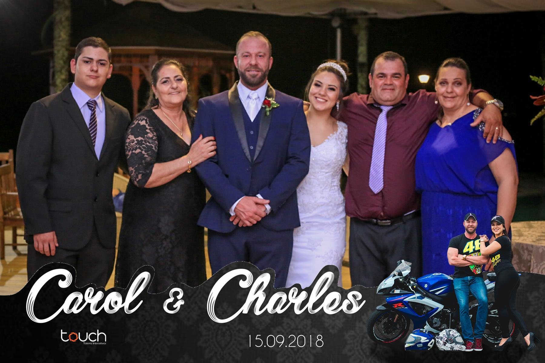 Casamento Carol e Charles
