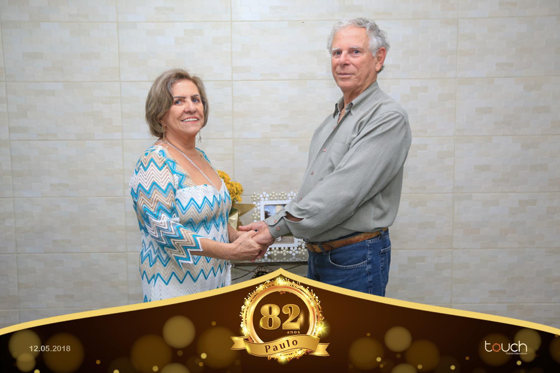 82 Anos Paulo