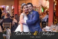 Casamento Gabriela e Felippe