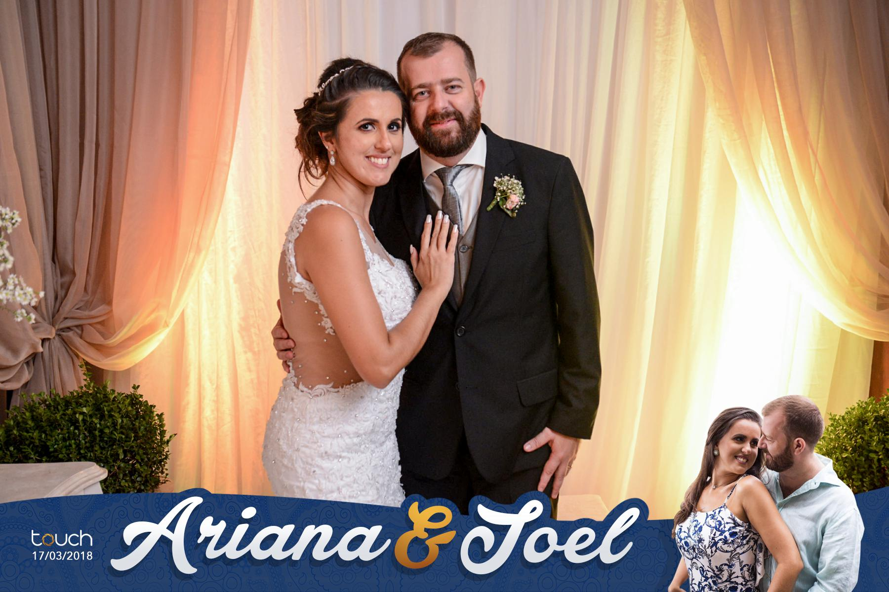 Casamento Ariana e Joel