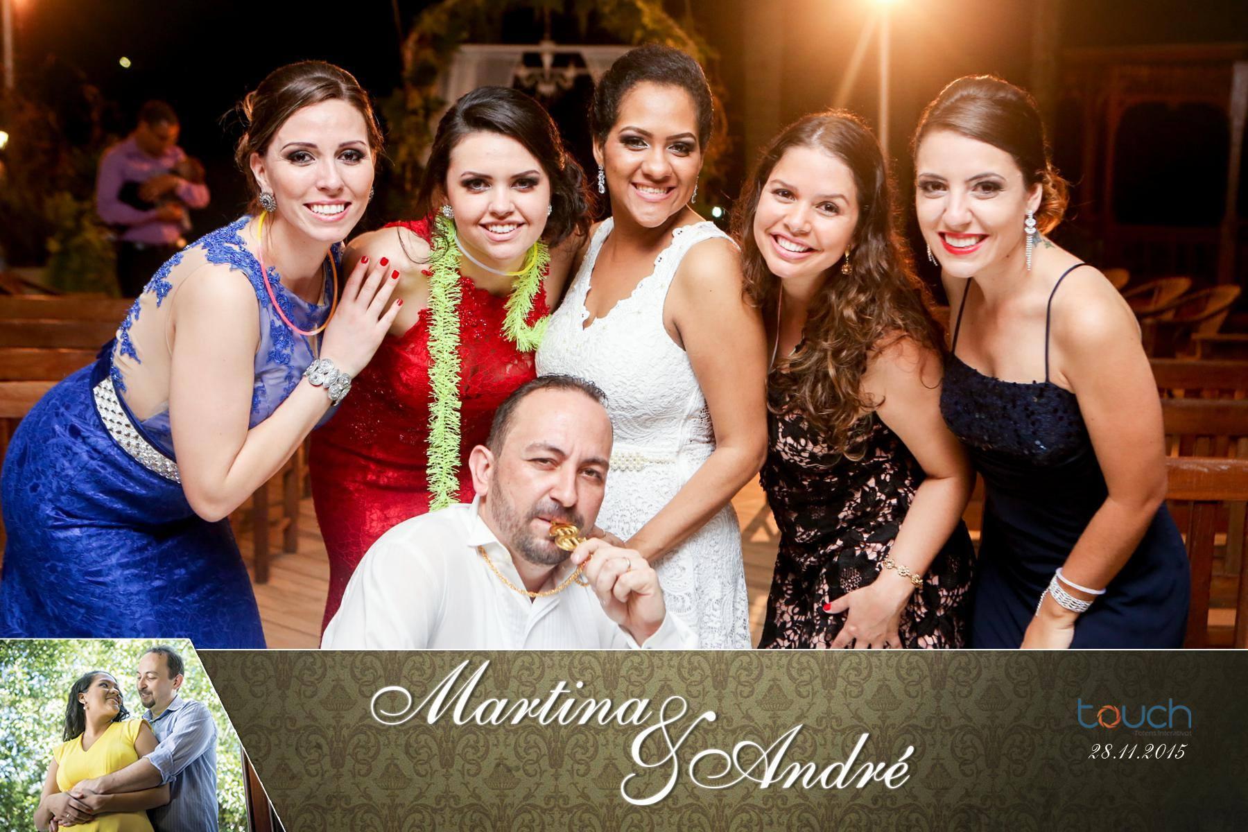 Casamento Martina e André