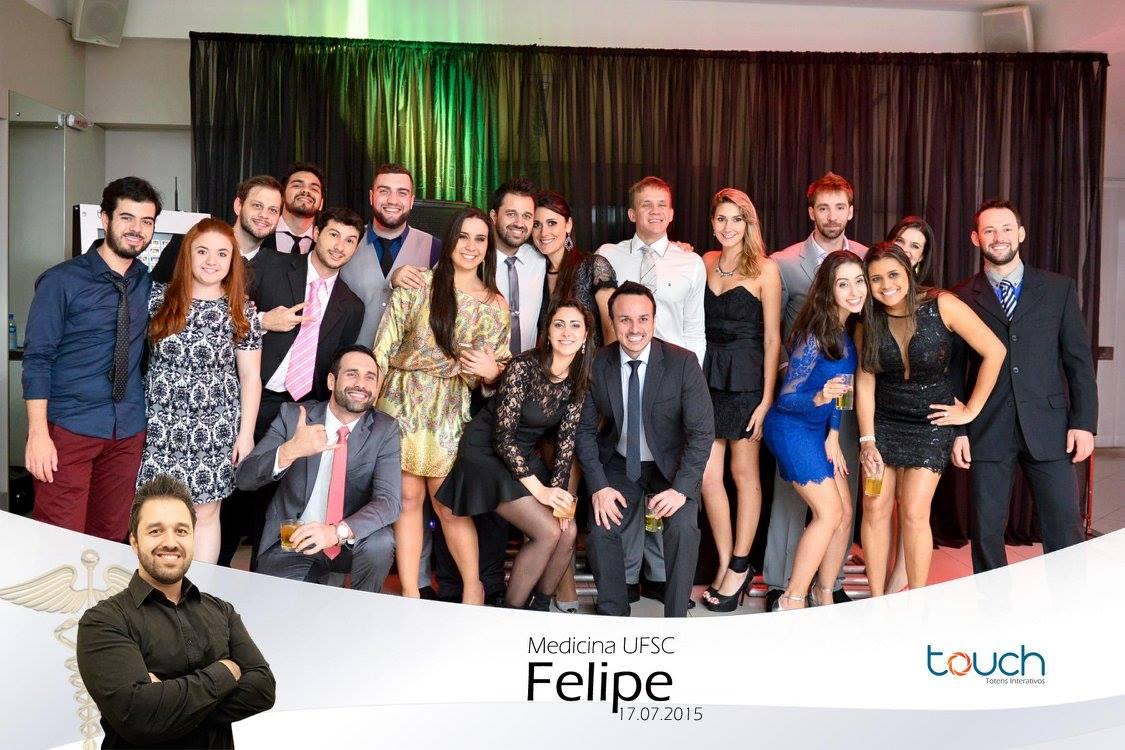 Formatura Felipe