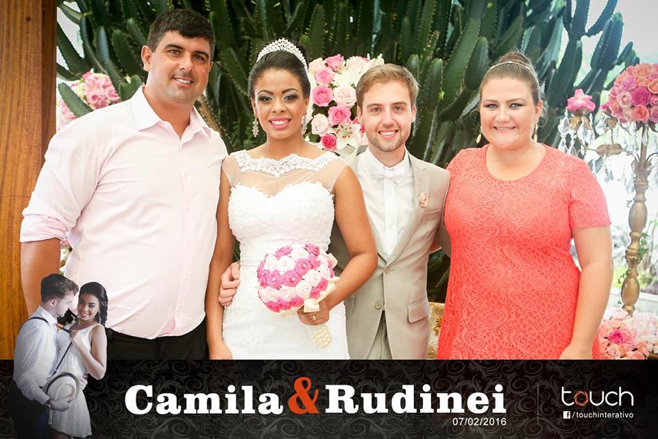 Casamento Camila e Rudinei