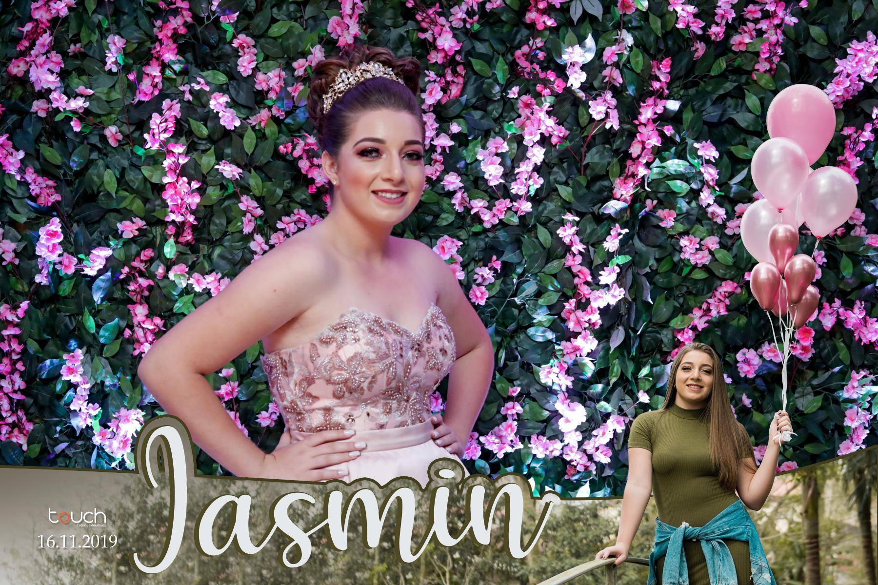 15 Anos Iasmin