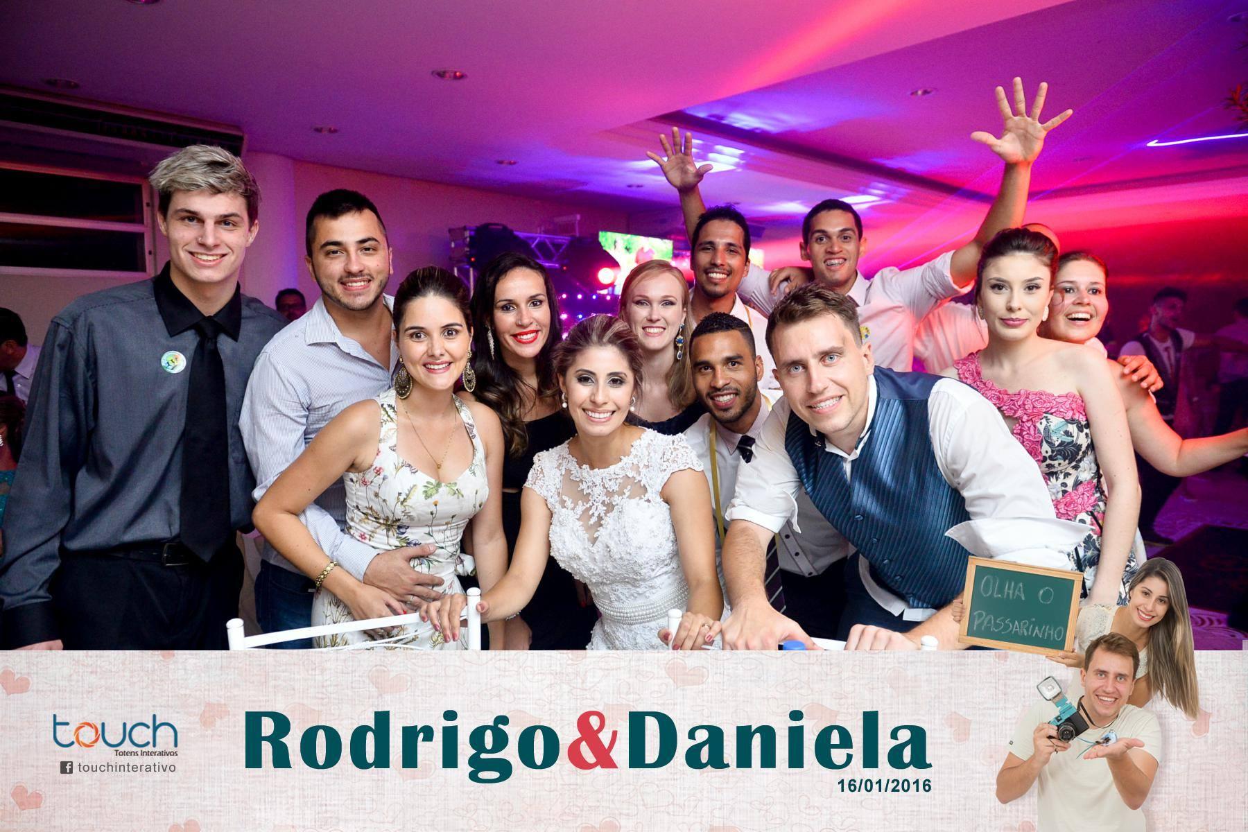 Casamento Rodrigo e Daniela