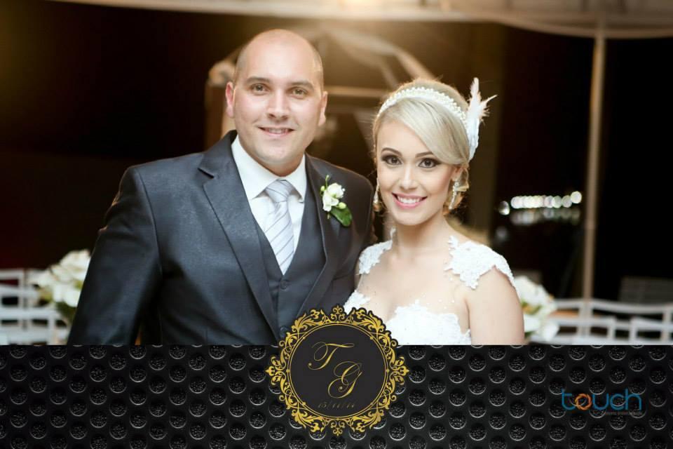 Casamento Tuize e Gevaert