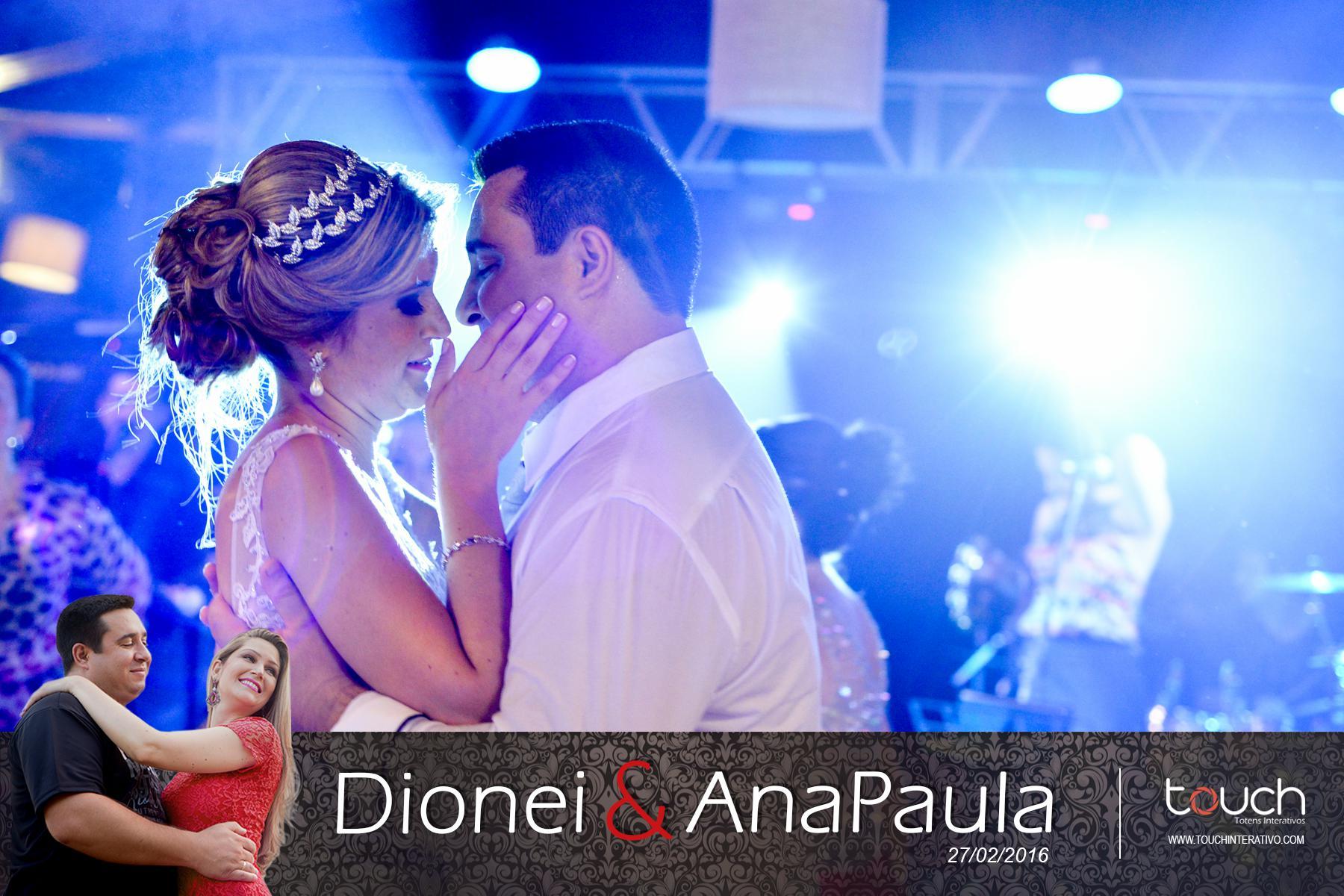 Casamento Ana Paula e Dionei
